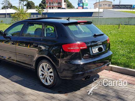 Audi A3 SPORTBACK - A3 SPORTBACK 2.0 16V TFSI S TRONIC