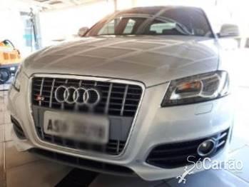 Audi S3 SPORTBACK QUATTRO 2.0 TFSI S-TRONIC