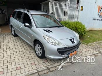 Peugeot 207 SW XR 1.4 8V
