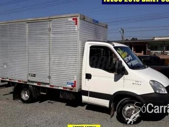 Iveco DAILY 55C17 CABINE DUPLA