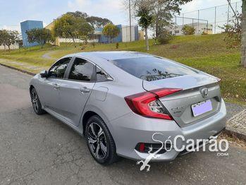Honda CIVIC G10 EX 2.0 16V CVT