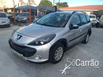 Peugeot 207 SW ESCAPADE 1.6