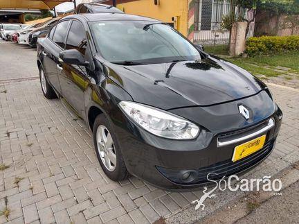 Renault FLUENCE - fluence DYNAMIQUE 2.0 16V CVT HIFLEX