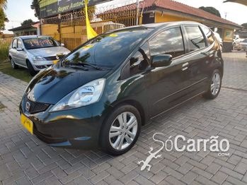 Honda fit LXL 1.4 16V AT