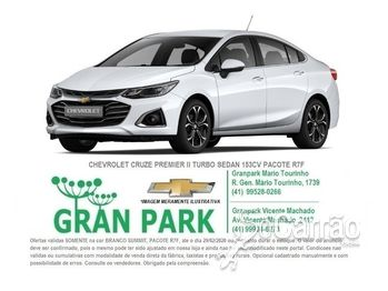 GM - Chevrolet cruze PREMIER 1.4 TURBO AT