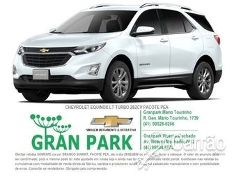 GM - Chevrolet equinox LT 2.0 16V TB AT9