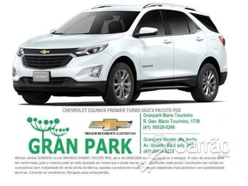 GM - Chevrolet equinox PREMIER 2.0 16V TB AT9