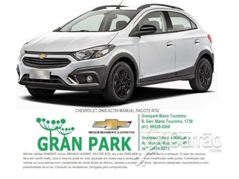 GM - Chevrolet onix ACTIV 1.4 8V MT6 ECO