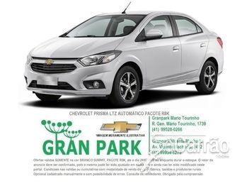 GM - Chevrolet prisma LTZ 1.4 8V SPE/4 AT