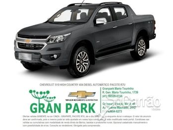 GM - Chevrolet s10 CD HIGH COUNTRY 4X4 2.8 TB-CTDi AT