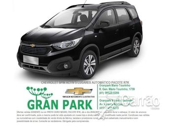 GM - Chevrolet spin ACTIV 1.8 8V AT ECONOFLEX