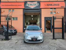 Fiat 500 - 500 500 LOUNGE AIR 1.4 16V AT