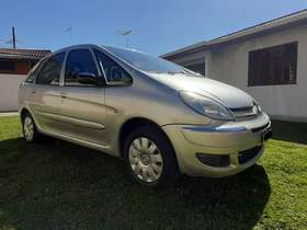 Citroen XSARA PICASSO - xsara picasso XSARA PICASSO EXCLUSIVE 2.0 16V