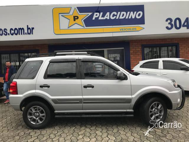 Ford ECOSPORT FREESTYLE XLT 2.0