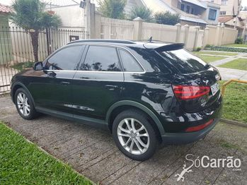Audi Q3 2.0 TFSI AMBITION QUATTRO 170/180cv S-TRONIC