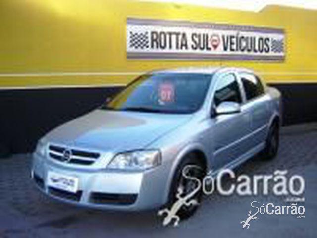 Gm Chevrolet Astra Sedan Advantage 2007 Socarrao 3453644