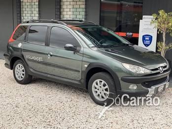 Peugeot 206 sw ESCAPADE 1.6 16V