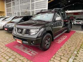 Nissan FRONTIER CD - frontier cd LE ATTACK 4X4 2.5 16V TDI AT