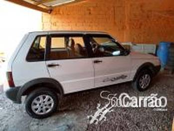 Fiat MILLE WAY ECO.XINGU 1.0 F.Flex 8v