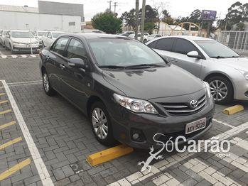 Toyota COROLLA ALTIS 2.0 16V CVT