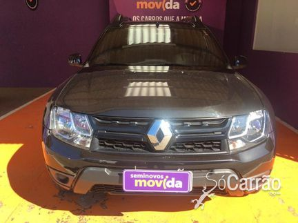 Renault DUSTER - duster EXPRESSION 1.6 16V SCe CVT X-TRONIC