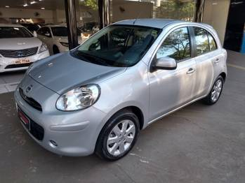 Nissan MARCH S 1.0 16V