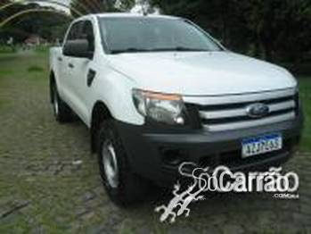 Ford RANGER CABINE DUPLA 4X4