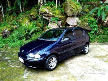 Fiat PALIO EDX 1.0 4P