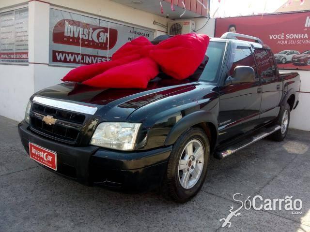 GM - Chevrolet S10 ADVANTAGE CABINE DUPLA 2.4