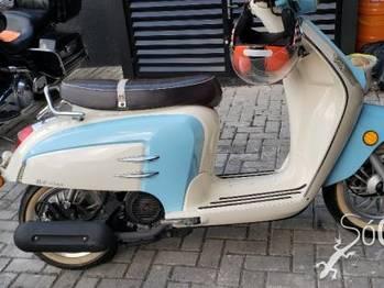Motorino VELVET 150