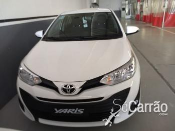 Toyota YARIS SEDAN XL PLUS AUTOMATICO