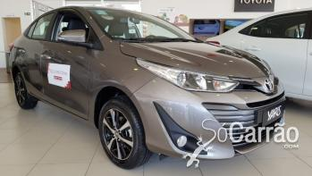 Toyota YARIS SEDAN XLS AUTOMATICO
