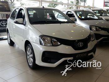 Toyota etios hatch 1.3 16V