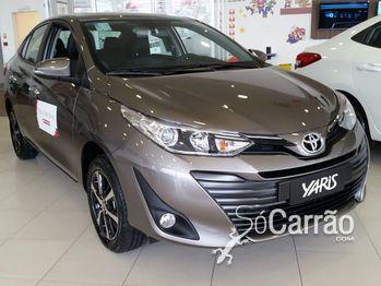 Toyota yaris sedan XL 1.5 16V MT6