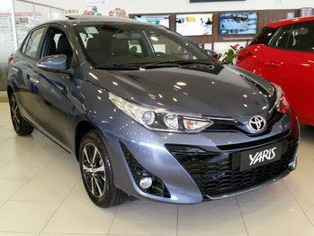 Toyota yaris hatch XLS 1.5 16V CVT
