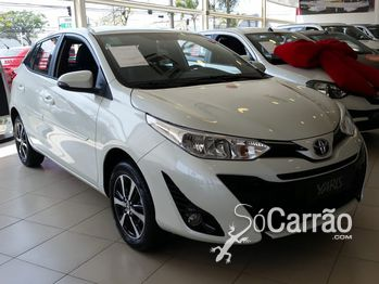 Toyota yaris hatch XS 1.5 16V CVT
