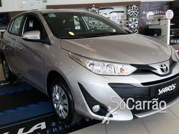 Toyota yaris hatch XL 1.3 16V CVT