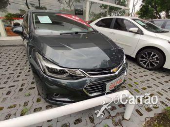 GM - Chevrolet cruze LTZ 1.4 TURBO AT