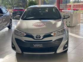 Toyota YARIS SEDAN - yaris sedan XS CONNECT 1.5 16V CVT