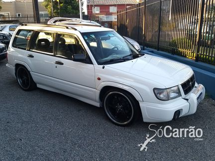 Subaru FORESTER - forester 4X4 2.0 16V AT