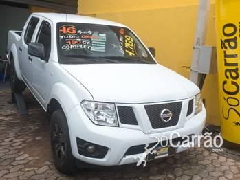 Nissan FRONTIER S CABINE DUPLA 2.5 4X4