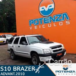 GM - Chevrolet BLAZER 2.4