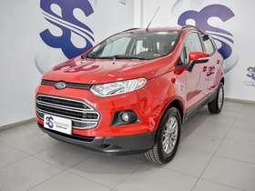 Ford NEW ECOSPORT - new ecosport SE 1.6 16V
