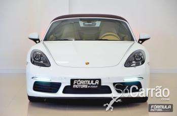 Porsche Boxster S 2.5 350cv