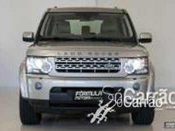 Land Rover DISCOVERY 4 SE 3.0 4X4