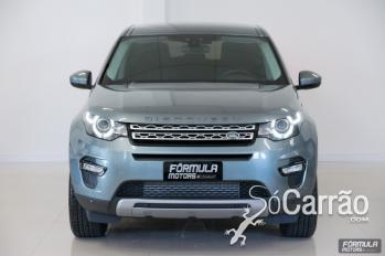 Land Rover DISCOVERY SPORT HSE LUXURY 2.0 4X4 AUT