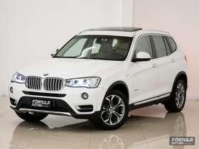 BMW X3 - x3 xDrive20i X LINE 4X4 2.0 16V TB