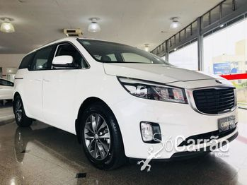 KIA grand carnival EX 3.3 V6 24V AT