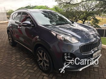 KIA sportage EX 4X2 2.0 16V AT