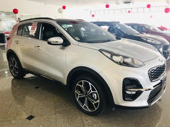 KIA sportage EX P.264 4X2 2.0 16V AT6